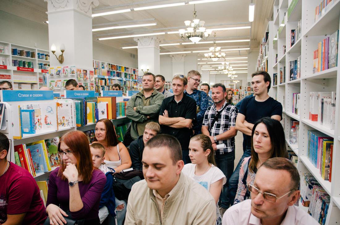 Люди  Ник Перумов: «Если текст не захватил с первых страниц, лучше не пытаться читать дальше»