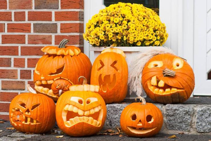 Новости  Новости еды: Хэллоуин party, Тыквенный Jam и вечер в стиле постмодерн