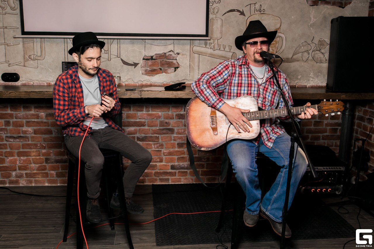 Люди  Группа «Блюзомобиль»: «Три припева, три куплета – и хорошо»