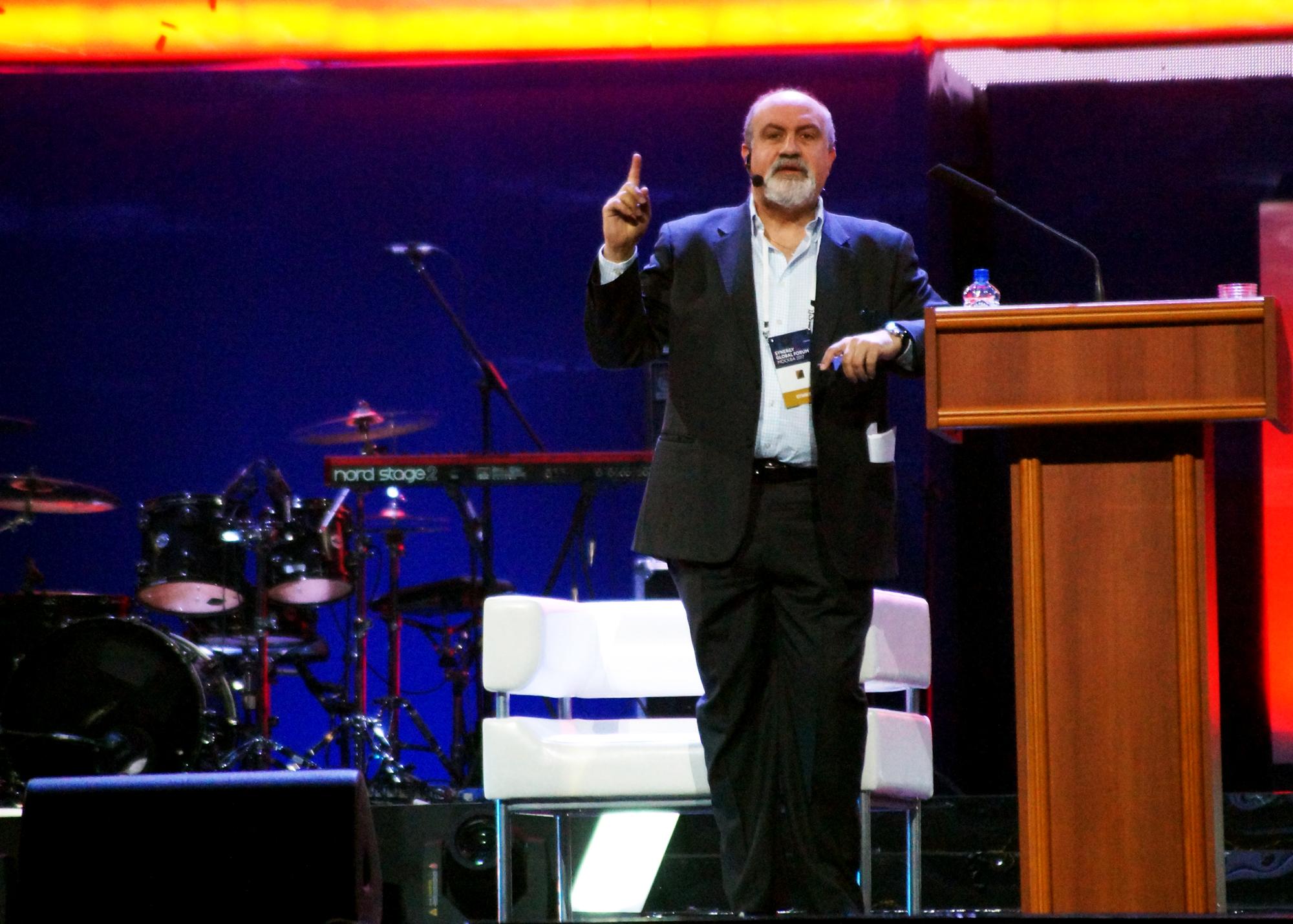 События  10 фраз, ради которых стоило посетить Synergy Global Forum 2017