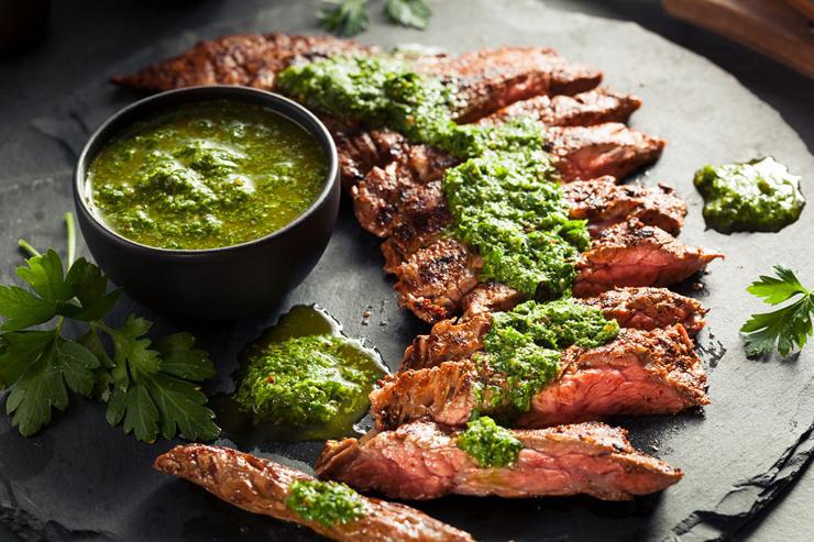 Новости  Новости еды: аргентинская кухня, бельгийские вафли, новая бургерная «Fifty Five»