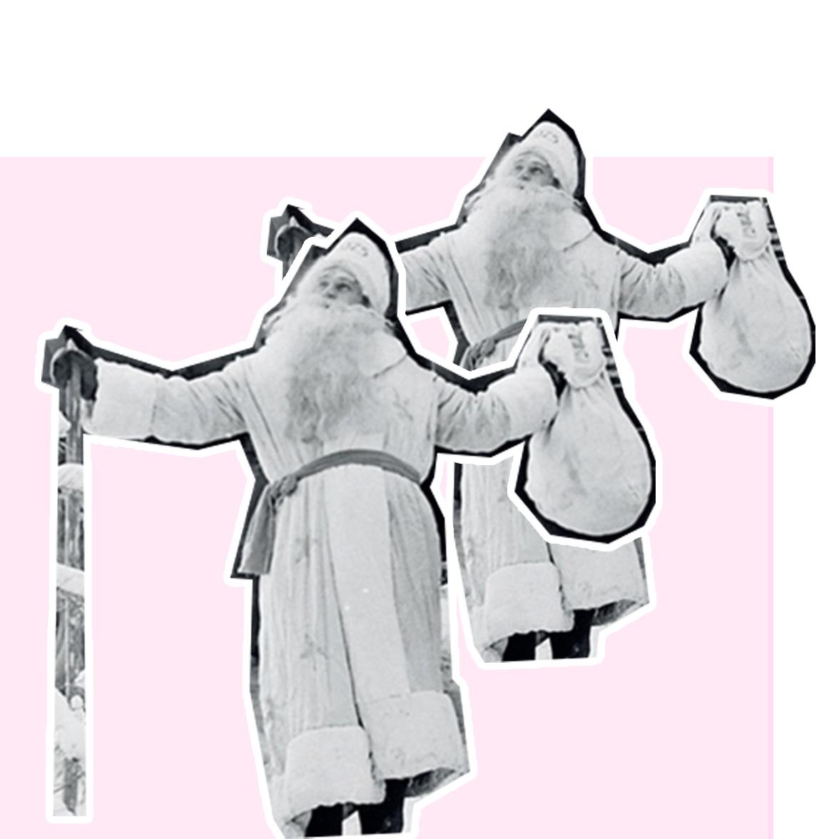 Люди Темы  Анонимно: как я работал Дедом Морозом
