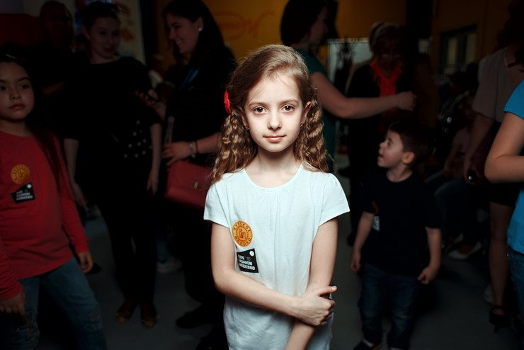 События  Kids fashion weekend : маленькие, да модные