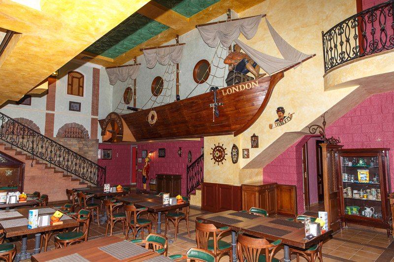 Темы  Какие рестораны в Курске будут работать в новогоднюю ночь?