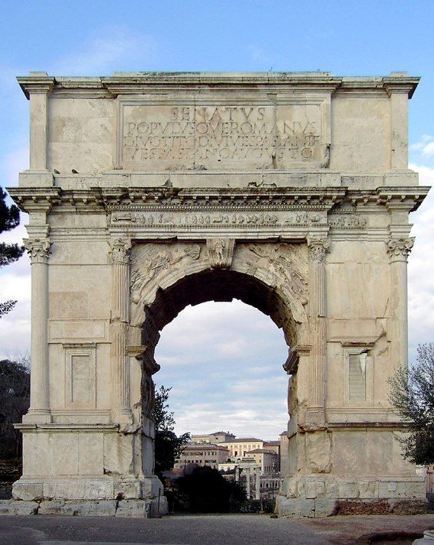 Темы  Хроника № 2: Вечное сияние Рима