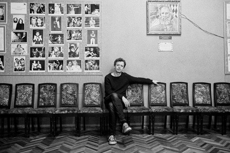 Темы  Долгими зимними: Игорь Селиванов