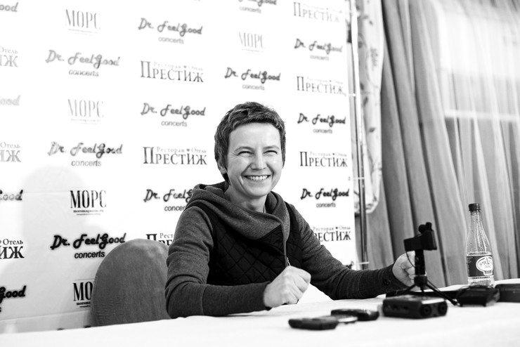 Люди  Светлана Сурганова: до самого солнца, до самого сердца