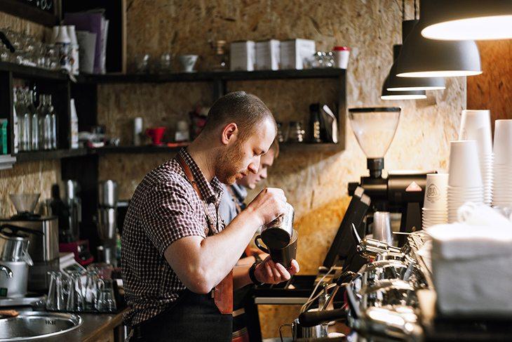 Места  Новое место: BRB espresso & brew bar