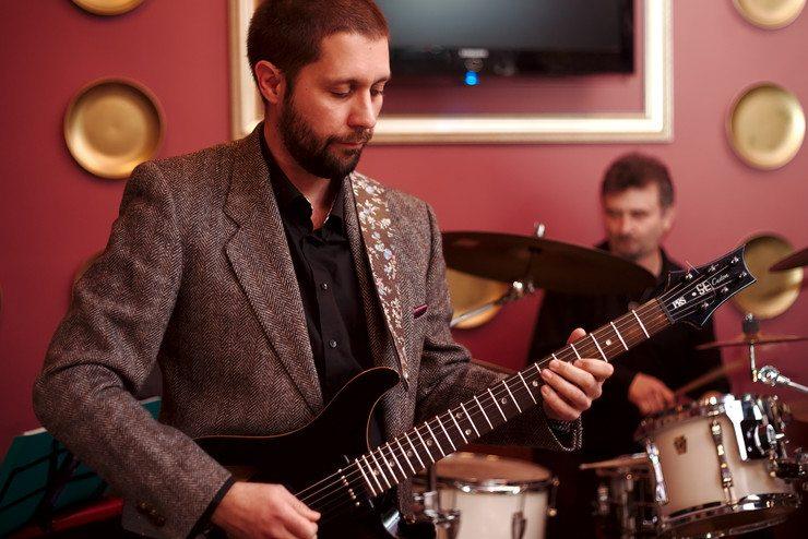 События  Новое место: джаз-клуб «My Soul»