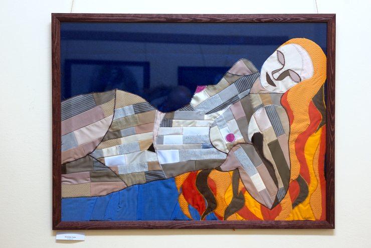 События  Ну и ню: самая обсуждаемая выставка Курска