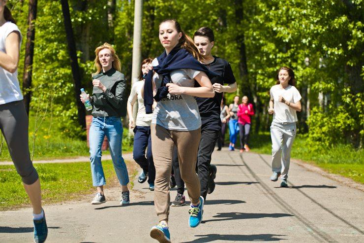 Беговой клуб Run For Fun  RUN FOR FUN: старт бегового клуба