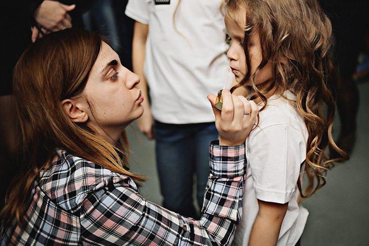 События  Kids fashion weekend : 5 городов, 8 метров, 90 килограммов