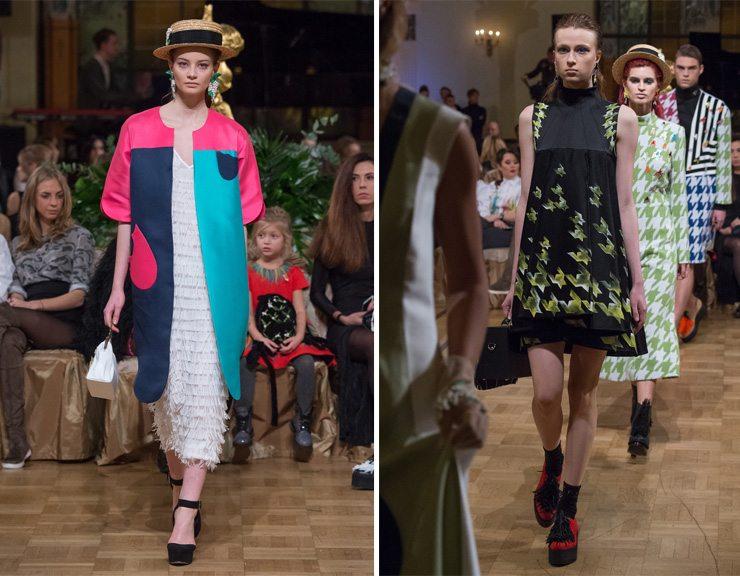События  SS 2016: Неделя моды в Москве