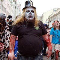 События  Halloween: 8 мест, где будут веселиться зомби