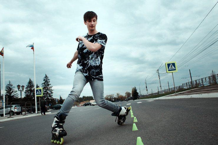 """Места  Новое в городе: роллер-школа """"Hardroll """""""